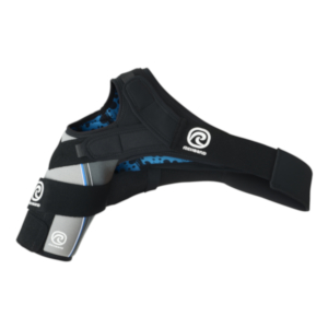 UD X-Stable Shoulder Brace R 5mm Grey M