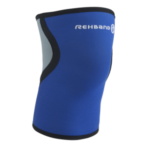 QD Knee Sleeve 3mm Blue XS