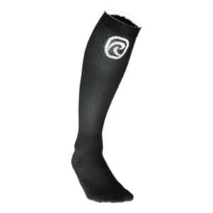 QD Compression Socks Black M