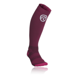 Compression socks, Pink, L 41-43