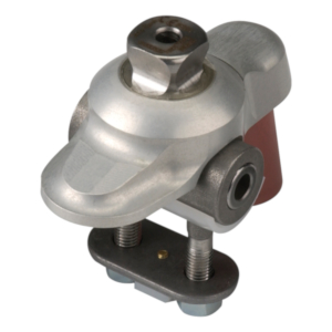 Single axis foot adapter with screw conn