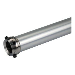 Tube Adapter, long, 34 mm, Titanium