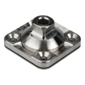 Socket Adapter - titanium -